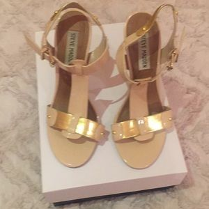 EUC -Steve Madden heeled sandals